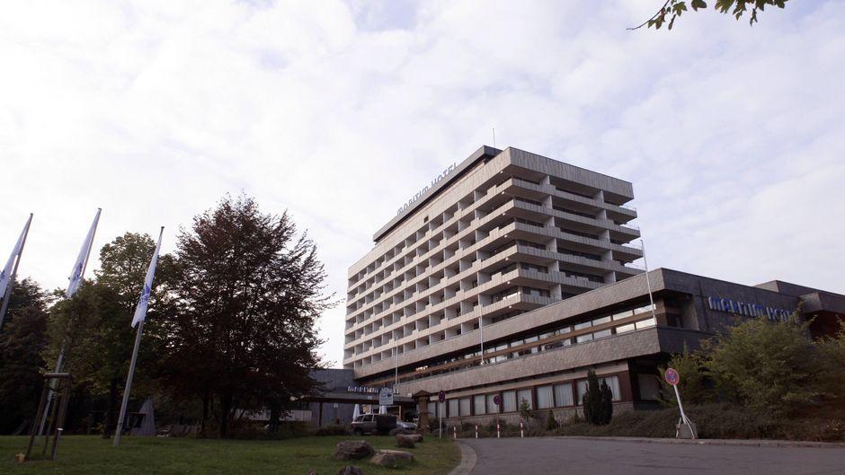 Im Maritim-Hotel in Braunlage leiden etliche Hotelgäste unter Brechdurchfall.