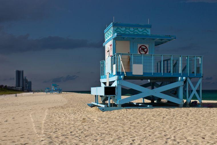 Der Haulover Park Beach in Florida ist wahrscheinlich der bekannteste FKK-Spot in den USA.