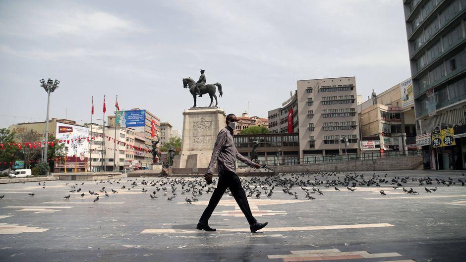 Der Tourismus in der Türkei liegt aufgrund der Corona-Krise brach. (Symbolbild)