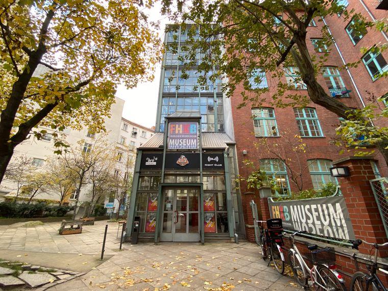 Im Friedrichshain-Kreuzberg-Museum lernst du Kreuzberg und seine Geschichte besser kennen.