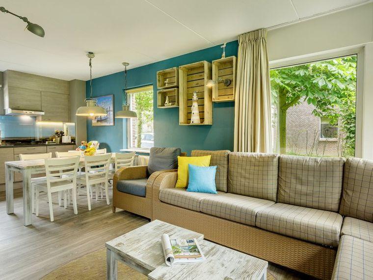 Wohnbereich in deinem Ferienhaus