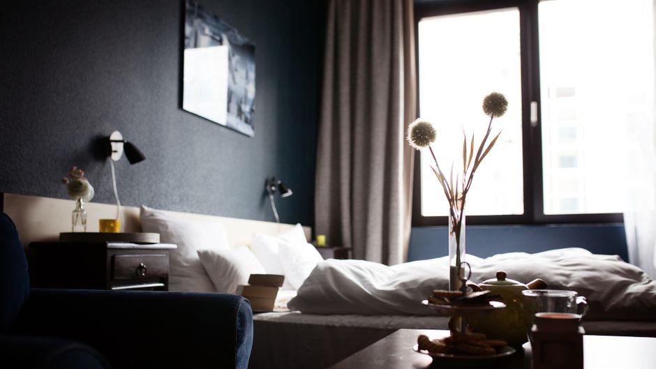 Hotelzimmer in Osteuropa sind oft hochwertig und dennoch erschwinglich.