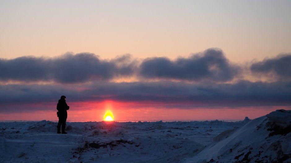 Polarnacht Diese Stadt In Alaska Sieht Die Sonne Fur 65 Tage Nicht