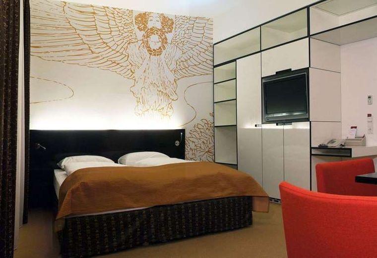 Doppelzimmer Alma Boutique Hotel