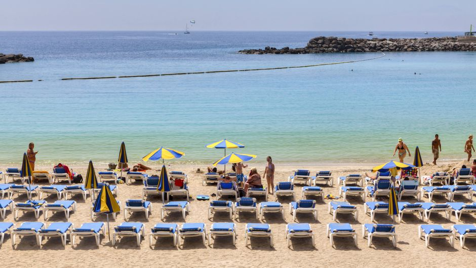 Die Kanarischen Inseln gehören zu den beliebtesten Reisezielen in Spanien. (Symbolbild)