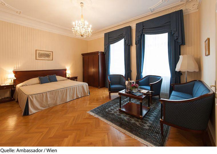 Ambassador Hotel.
