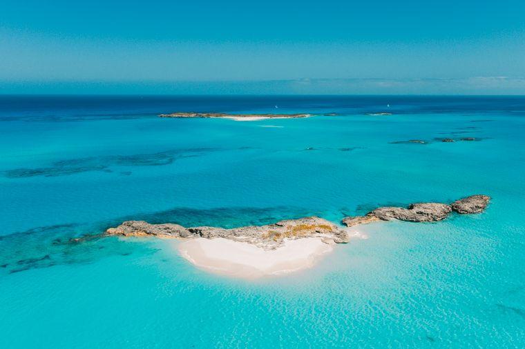 Karibik-Feeling auf den Bahamas.