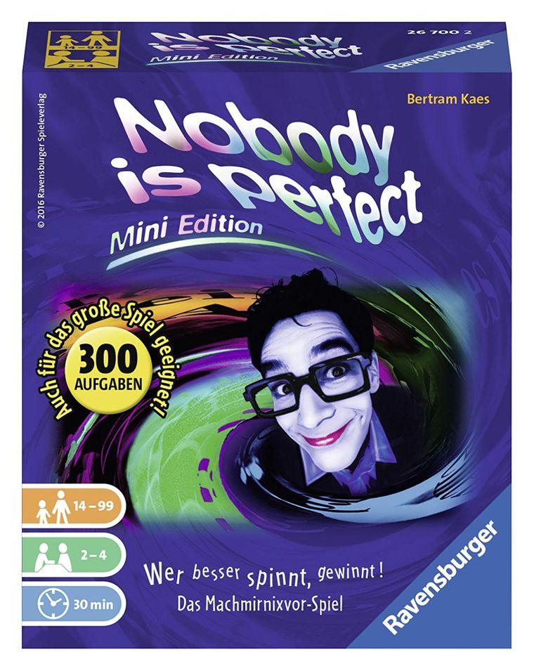 Nobody is perfect Amazon