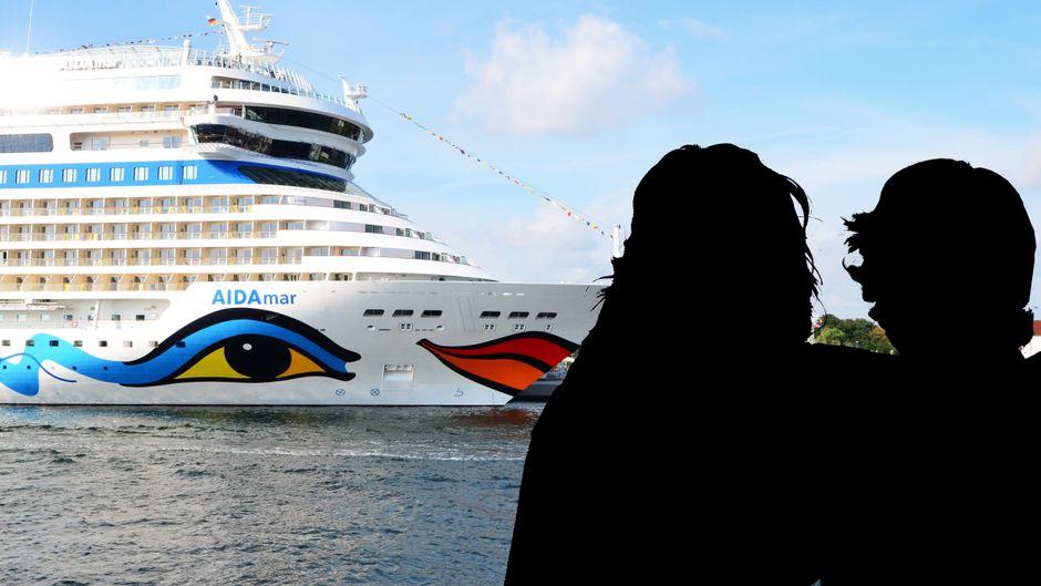 """Alexander und seine Freundin waren mit der """"Aida Mar"""" auf Kreuzfahrt – und erheben schwere Vorwürfe."""