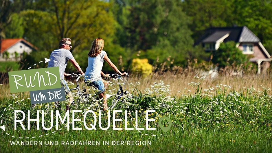 Rund um die Rhumequelle – Wandern und Radfahren in der Region