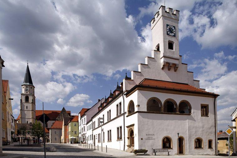 Los geht's im schönen Nabburg in der Oberpfalz.