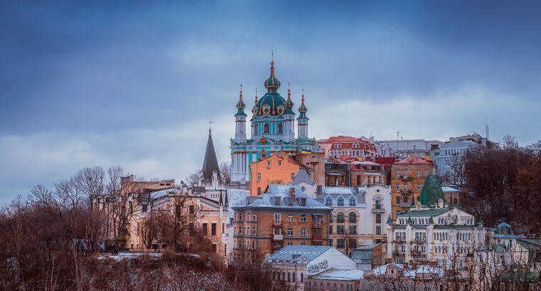 Platz 2: Kiew. 25,46 US-Dollar (etwa 21,94 Euro) kostet ein Urlaubstag im Schnitt in der ukrainischen Hauptstadt. In der Kategorie Getränke liegt Kiew auf Platz eins.
