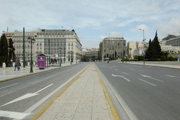 Eigentlich ist Athen das pulsierende Zentrum Griechenlands.
