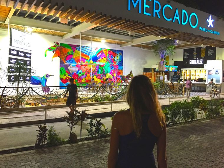 Playa del Carmen ist ein absoluter Shopping-Hotspot.