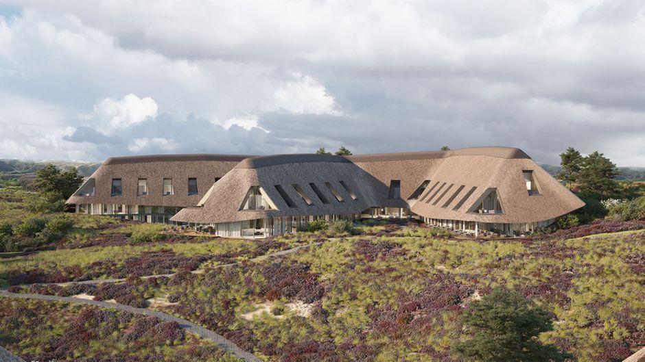Entworfen hat den Lanserhof der Düsseldorfer Architekt Christoph Ingenhoven.