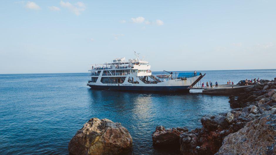Auch viele Touri-Inseln sind von dem Streik betroffen.