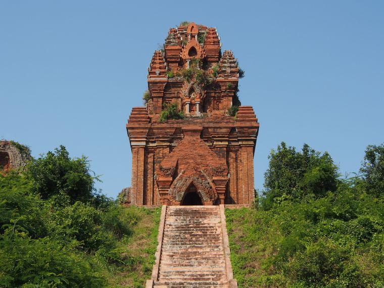 Nicht verpassen: Die Türme von Banh It sind Zeichen der Herrschaft des Champa-Königreichs.