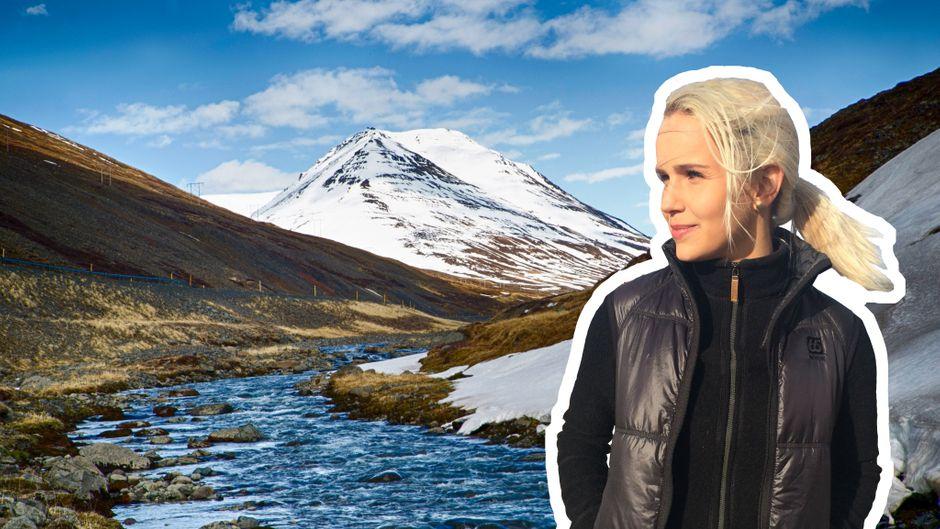 Von den Bergen und Flüssen bis zur Stadt – Adda liebt ihr Island.