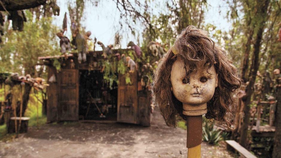 Mexiko Puppen