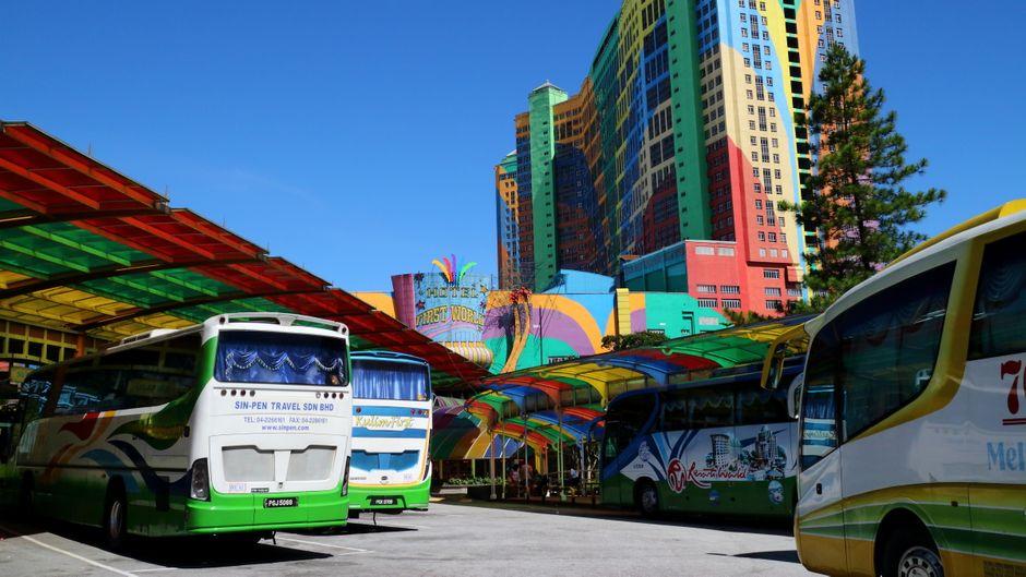 Das Hotel First World in Malaysia ist aktuell das größte der Welt.