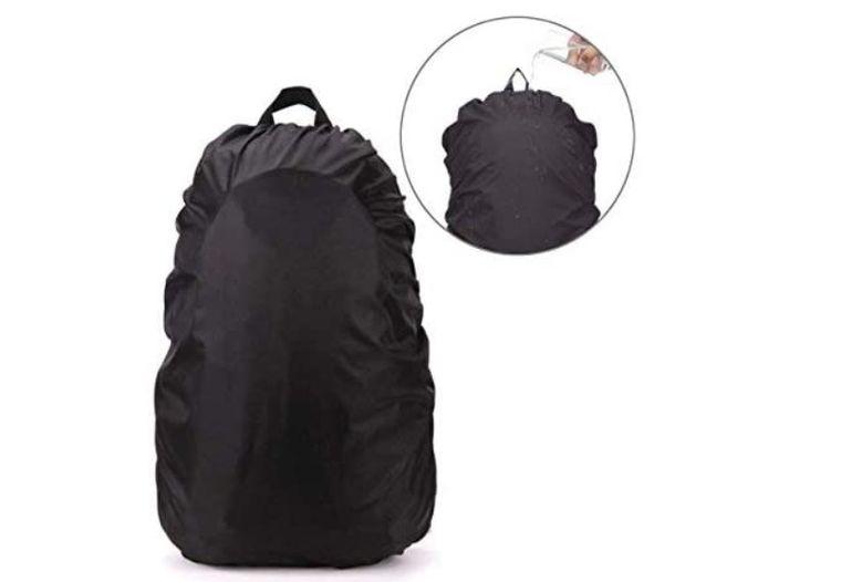 Regenschutz Überzug für den Rucksack