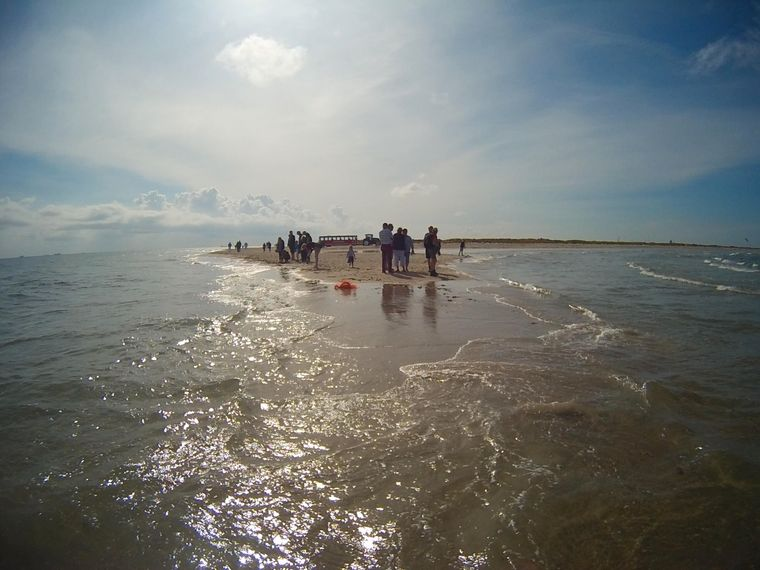 Der Punkt, an dem Nord- und Ostsee aufeinandertreffen, ist ein Magnet für Touristen.