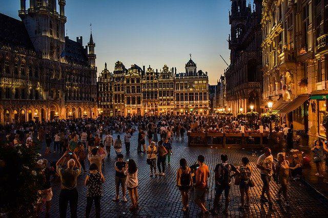 Grand-Place, Brüssel.