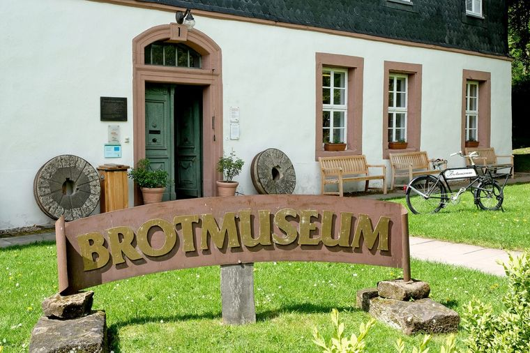 Das Ebergötzener Brotmuseum.