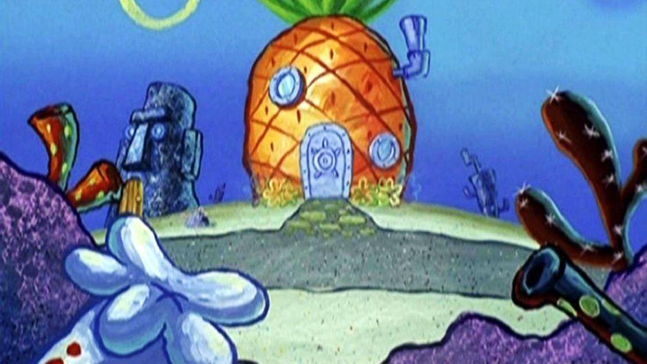 Der orignale Name von Spongebob Schwammkopf im Englischen heißt Spongebob Squarepants.