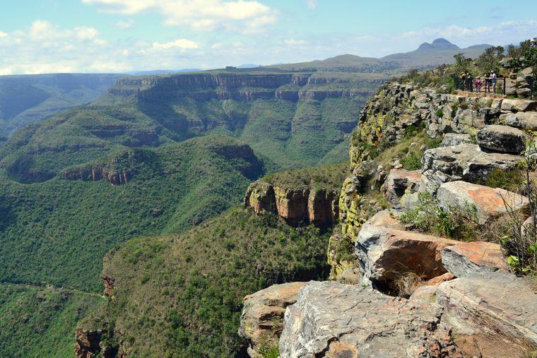 Blyde River Canyon im Norden Südafrikas