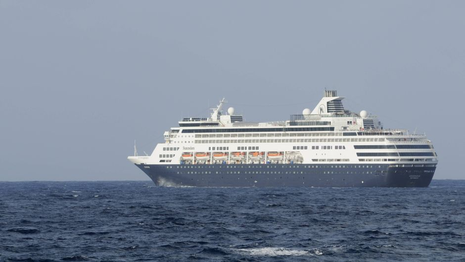 "Kreuzfahrtschiff ""Vasco da Gama""."