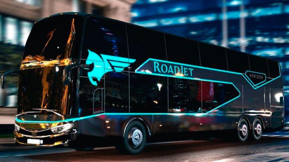 Deutschlands erfolgreichster Fernbus Flixbus bekommt Konkurrenz von einem neuen Anbieter namens Roadjet.