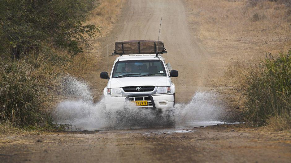Er soll trotz positiven Tests auf das Coronavirus nach KwaZulu-Natal gereist sein. (Symbolbild)