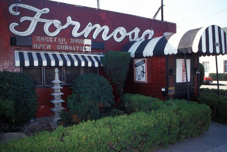 Das Cormosa Cafe in L.A.