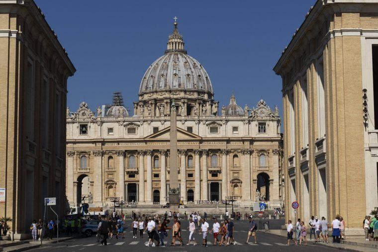 Der Petersdom ist einer der Touristen-Hotspots im Vatikan.
