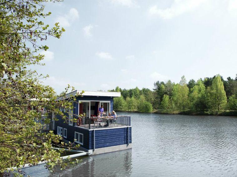 Dein Hausboot-Ferienhaus von Center Parcs