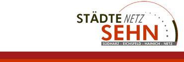 Städte Netz Sehn: Südharz - Eichsfeld - Hainich - Netz