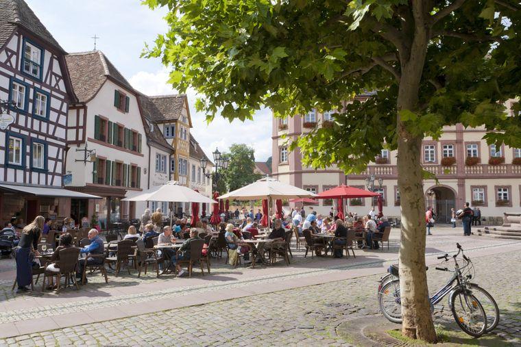 Cafes in Neustadt an der Weinstrasse