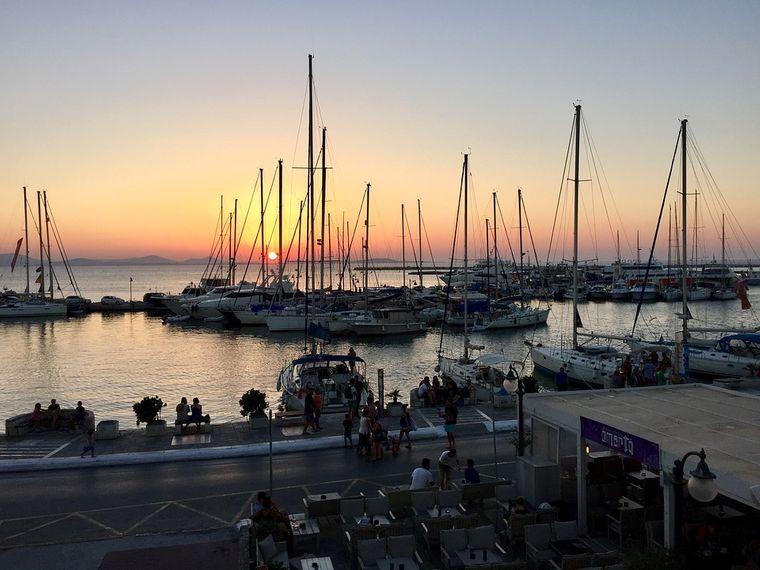 Naxos, Kykladen, Griechenland.
