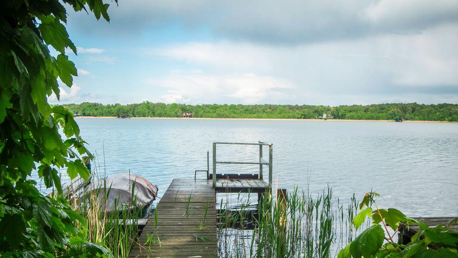 Das Steinhuder Meer von seiner schönsten Seite.
