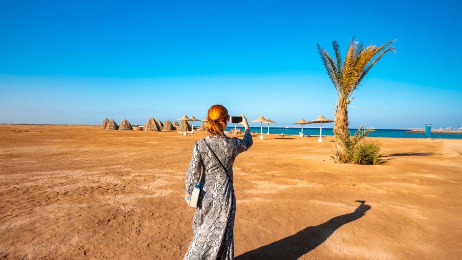 Ägyptens beliebteste Badeorte Hurghada und Scharm el-Scheich empfangen ab 1. Juli wieder Urlauber aus dem Ausland.