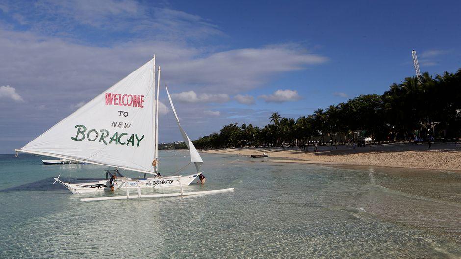 Die philippinische Insel ist wieder für Touristen geöffnet. Doch das neue Boracay ist geprägt von etlichen Verboten.
