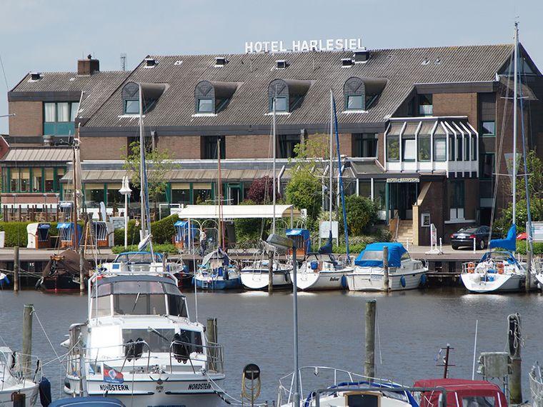 Harlesiel, Nordsee.