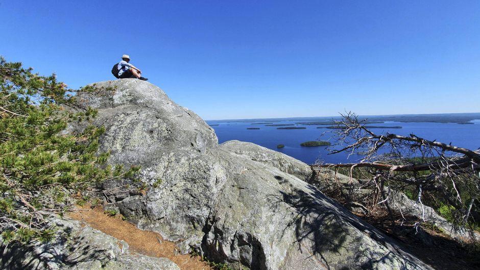 Urlauber können ab dem 19. September wieder den Koli-Nationalpark in Lieksa und den Rest von Finnland entdecken.