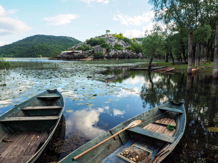 Der Nationalpark Durmitor im Norden Montenegros lädt zum Entspannen ein – er wurde 1980 zum Unesco-Weltnaturerbe ernannt.