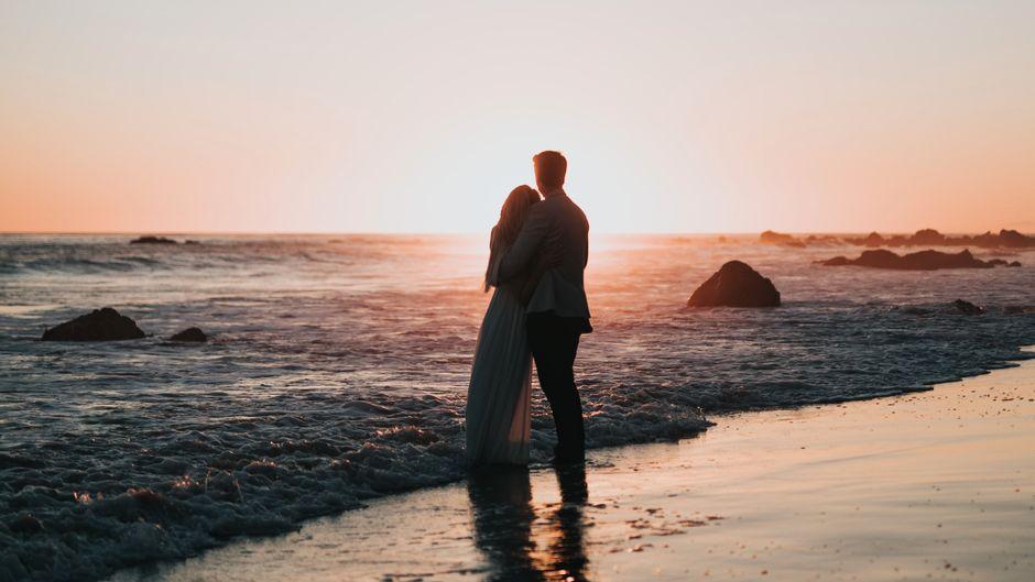 Liebe kennt keine Grenzen? In der Corona-Krise leider doch – darum kämpfen binationale Paare, dass sie sich sehen dürfen. (Symbolfoto)