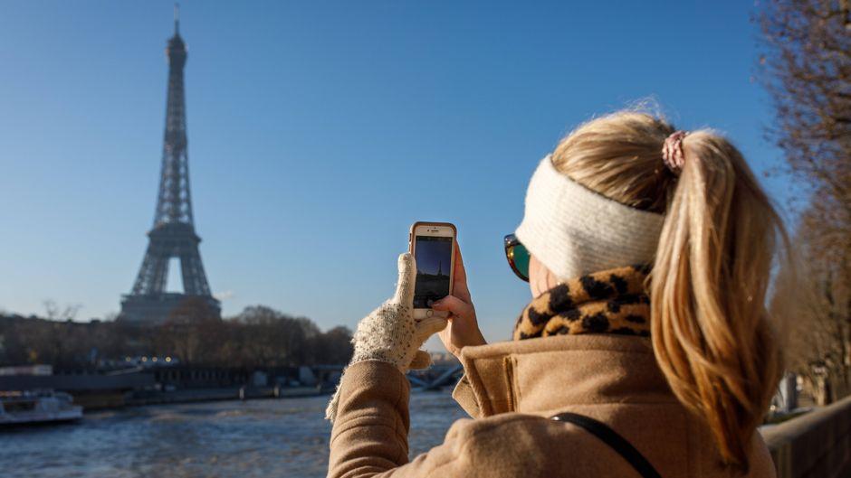 Ein Kurztrip nach Paris ist auch virtuell möglich. (Symbolbild)
