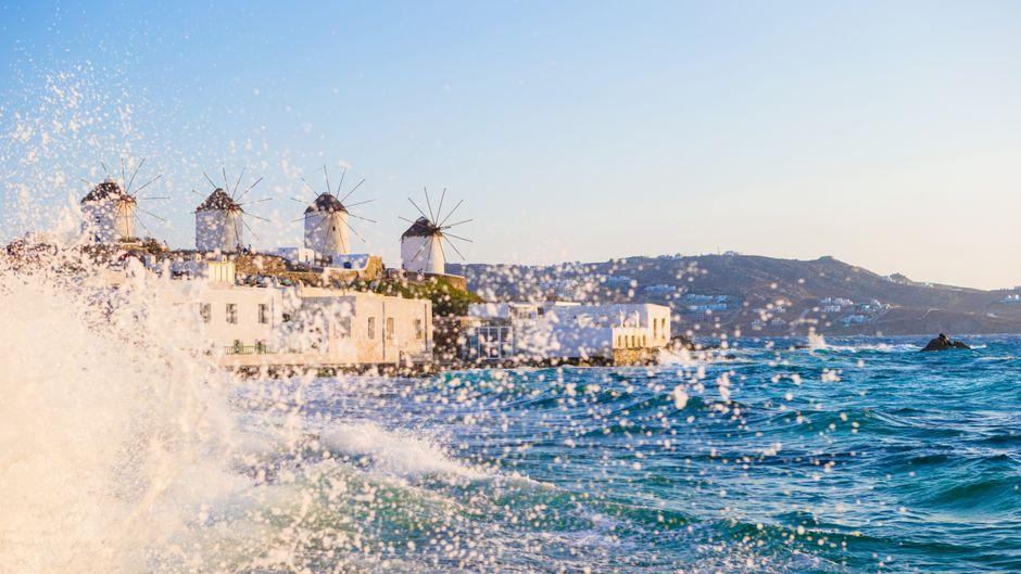 Müssen wir diesen Sommer auf den Griechenland-Urlaub verzichten? (Symbolfoto)