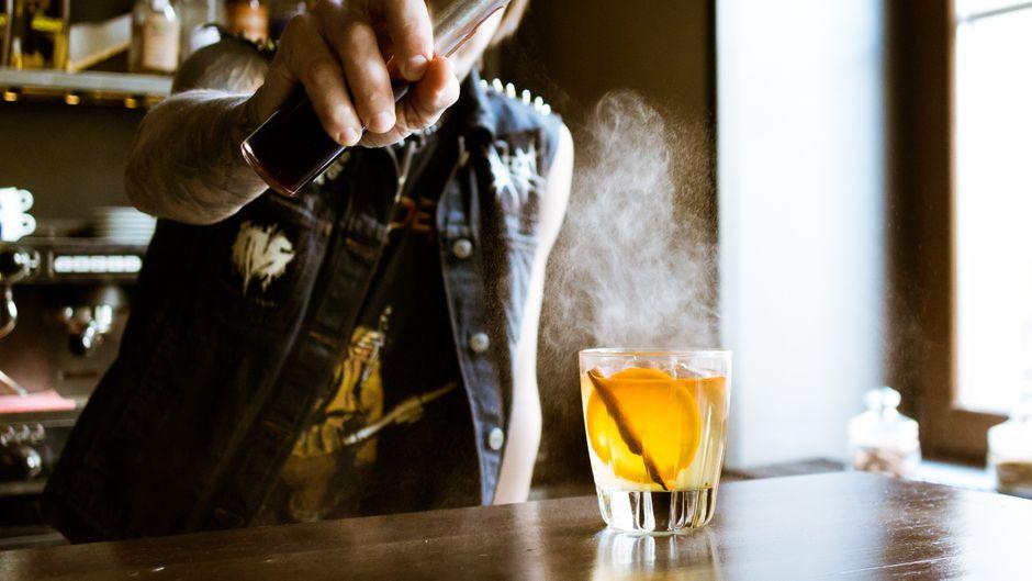 Frische Zutaten, coole Rezepte und vor allem die Drink-Größe führte zum Erfolg für die Chug-Bar.