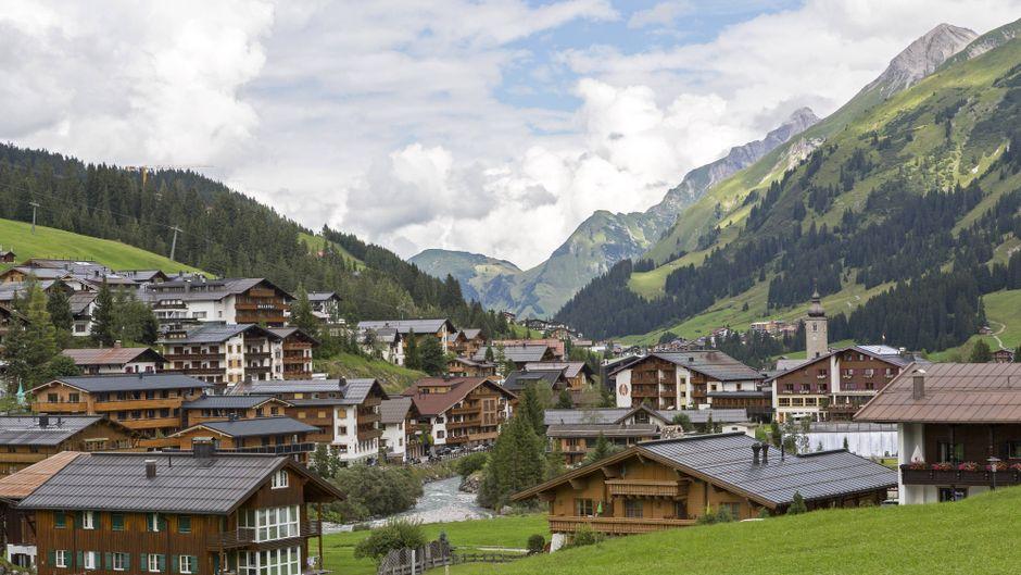 Lech am Arlberg,